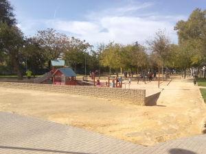 Fig. 7: Parque infantil de juegos.