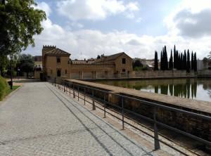 Fig.13: Jardín de Palacio. Fuente: propia.