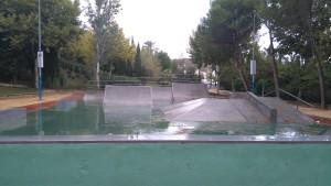 Imagen 1: Skatepark Arcos de la frontera. Fuente: JM. CORZO