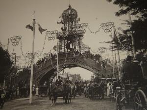Foto Pasarela Feria