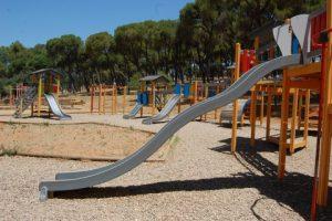 Fig 9. Parque infantil. Fuente: www.ciudadalcala.org