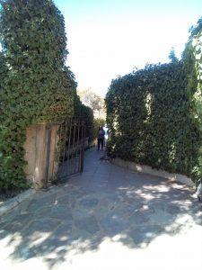Imag 21: Entrada Avenida Poeta Rilke. Fuente: propia