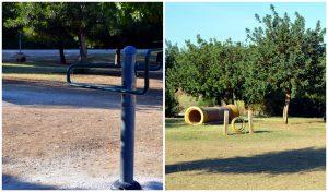 Imagen 31.- Zonas para ejercitar el cuerpo y disfrutar con tu mascota. Fuente: José Manuel Algeciras Muñoz.