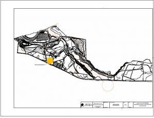 Imagen 2.- Plano del Parque Tamarguillo. Fuente: Magrama.