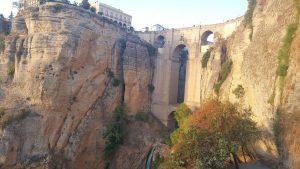 Imag 2: Puente Nuevo. Fuente: Iván Baños Barriga