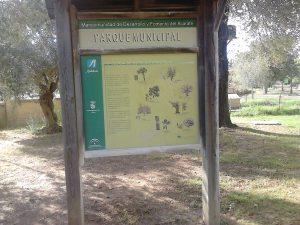 Imagen 4. Cartel de especies. Fuente: Propia.