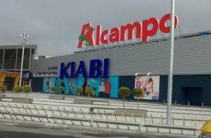 Imagen 17.- Grandes superficies comerciales cercanas al Tamarguillo. Fuente: Galsur.