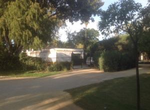 Imagen 27. Casetilla de los trabajadores tanto del Jardín como del Parque María Luisa.