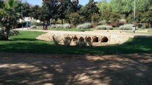 Imagen 29. Restauración de zona cercana al puente alcantarilla