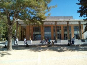 Imag 4: Teatro Vicente Espinel. Fuente: propia