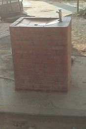 Imagen 6. Imagen de una de las fuentes de agua potable. Fuente: Propia.