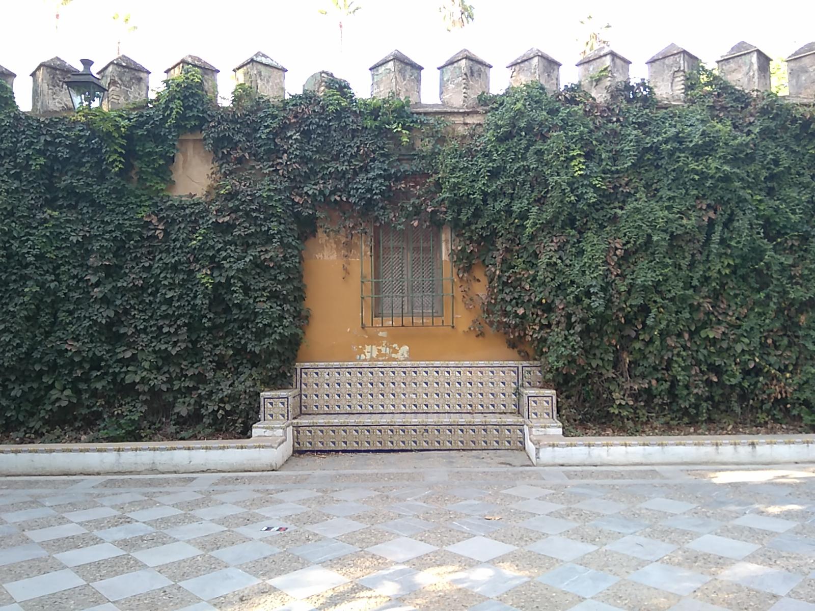 Paseo de catalina de ribera y jardines de murillo sevilla for Jardines del eden sevilla