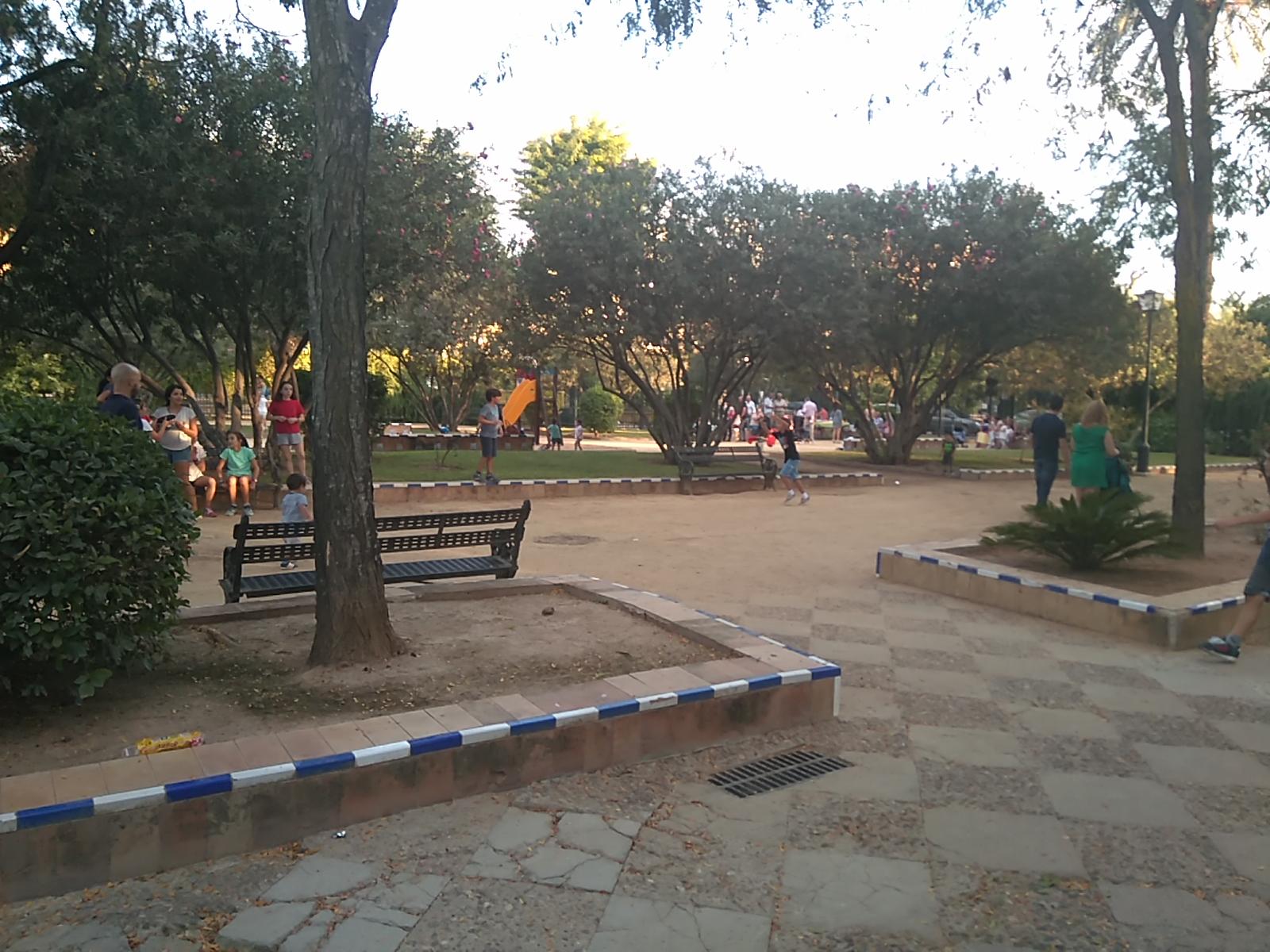 Fig. 24: parque infantil. Fuente: propia